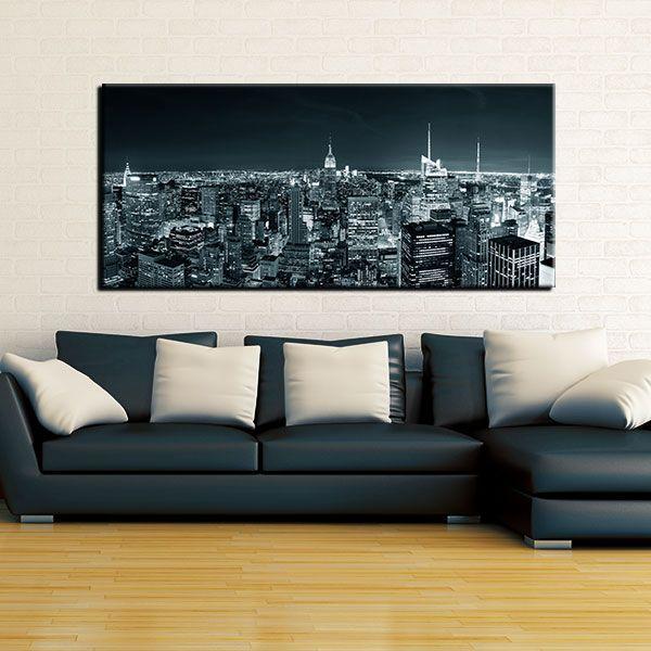 Πίνακας σε καμβά New York