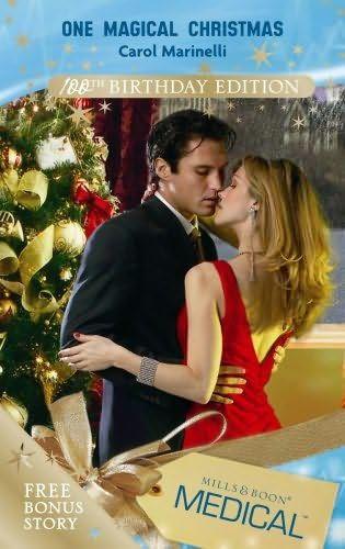 Carol Marinelli - One Magical Christmas / #awordfromJoJo #ContemporaryRomance #MedicalRomance #CarolMarinelli