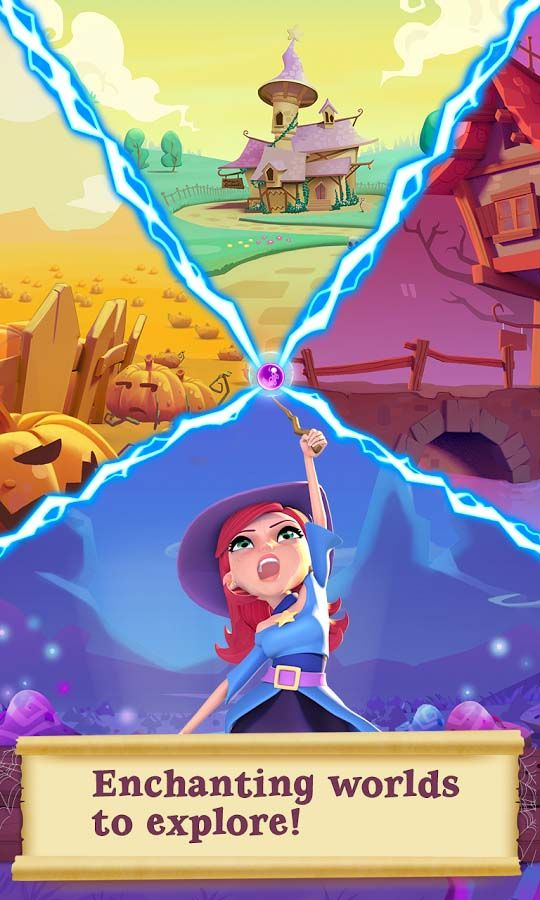 Bubble Witch 2 Saga Online – Play the game at King.com