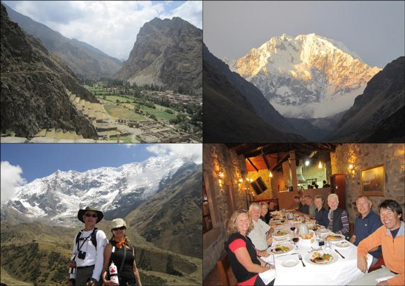 A Luxury Trip in Peru with Michele Cohen: Trek in style with the Mountain Lodges of Peru on the alternative Inca Trail on this once in a lifetime journey taking you through magnificent scenery on a spectacular physical, cultural and spiritual journey.