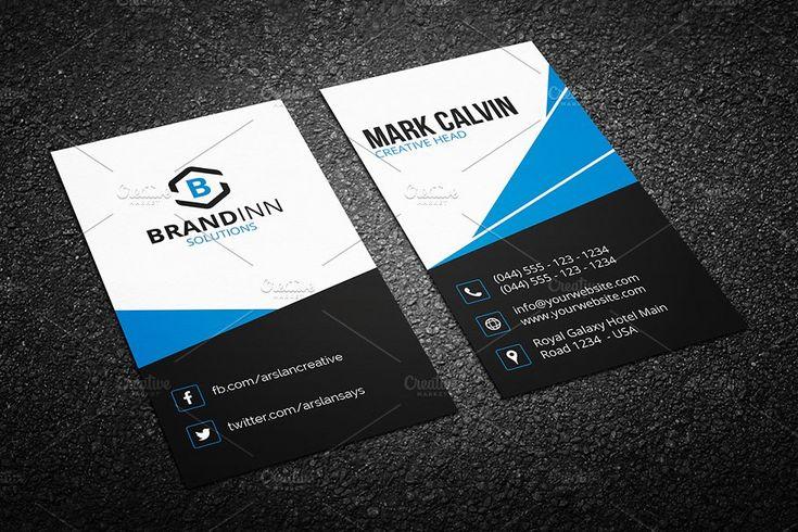 simple business card businesssimpletemplatescard