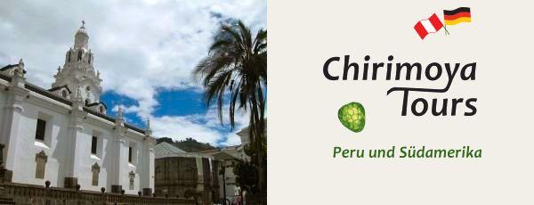 Südamerika und Peru Reisen  mit Chirimoya Tours - Lima
