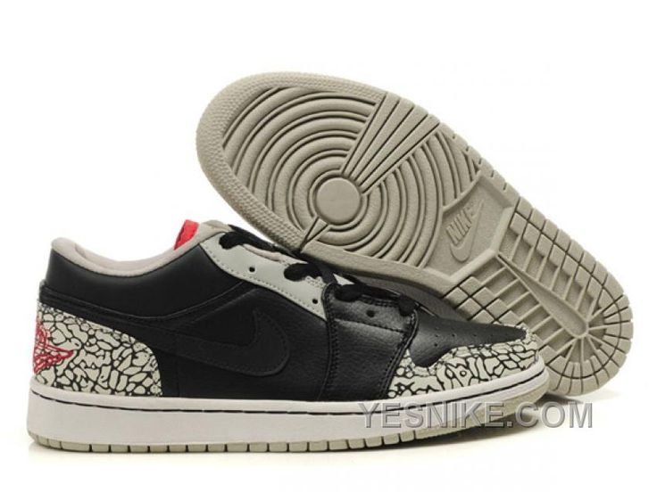 http://www.yesnike.com/big-discount-66-off-air-jordan-1-low-noir-gris.html BIG DISCOUNT! 66% OFF! AIR JORDAN 1 LOW NOIR GRIS Only $71.00 , Free Shipping!