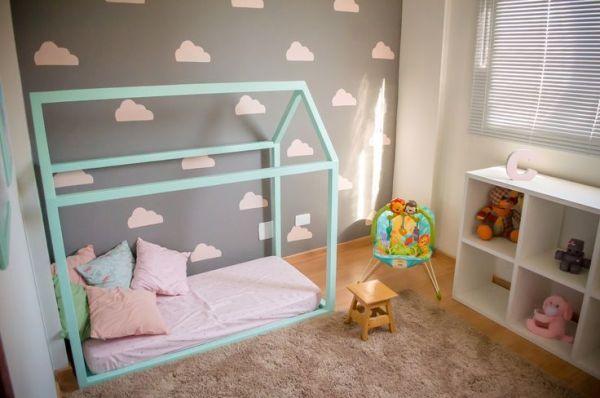 10 quartos montessorianos para meninas | Baby Dicas  Veja mais em www.babydicas.com.br