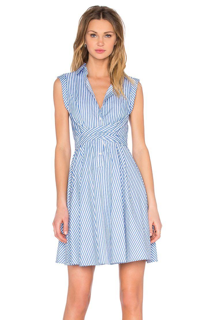 Button Up Dress Lucy Paris $70 #REVOLVEclothing