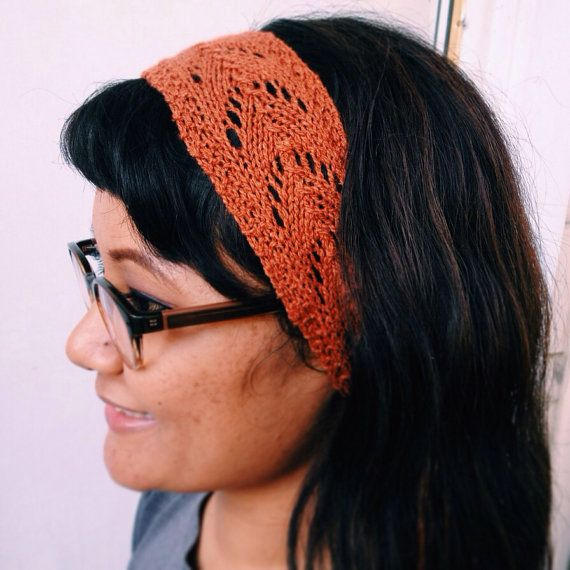 Knit Lace Headband Pattern : 77 best images about Horseshoe Lace and similar on ...