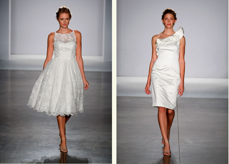Melissa Sweet Does Great Short Wedding Dresseswhich Is What I Chose