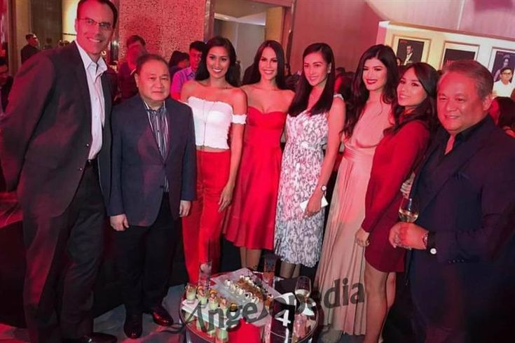 Binibining Pilipinas 2017 winners graced the PLDT product Launch event