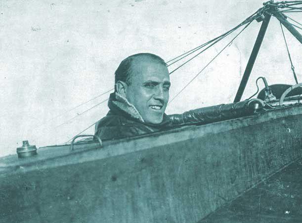 Nace en 1875 Jorge Alejandro Newbery, ingeniero y el mayor aviador argentino. | Todo Ciencia