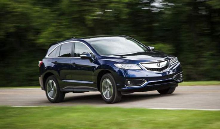 2018 Acura RDX Redesign, Changes, Review and Release Date Rumor - Car Rumor