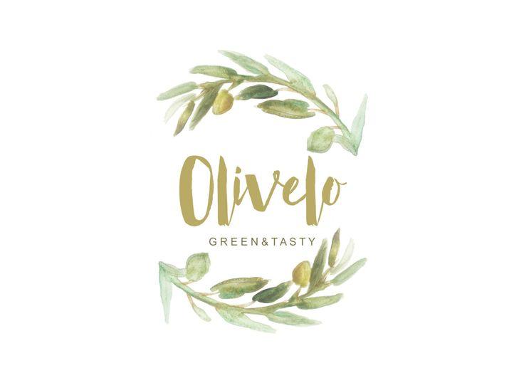 Progettazione del logo di oliva / / Green design del logo / / design logo corona / italiano tema / / logo di blog di Food design di MillyBoutique su Etsy https://www.etsy.com/it/listing/231436651/progettazione-del-logo-di-oliva-green