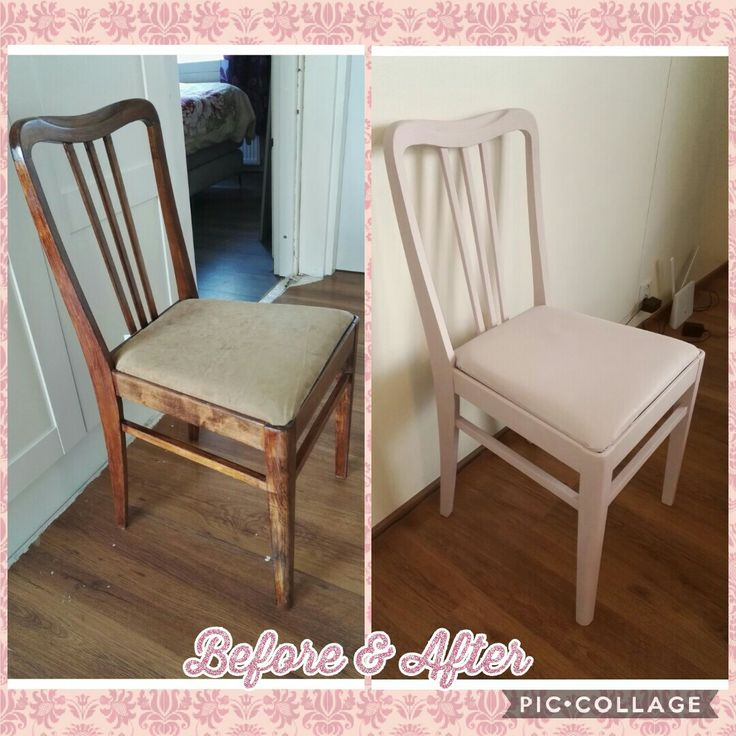 Old chair make-over, a bargain from a thrift store. Love the Jeanne D'Arc Living's Faded Rose which also worked on fabric