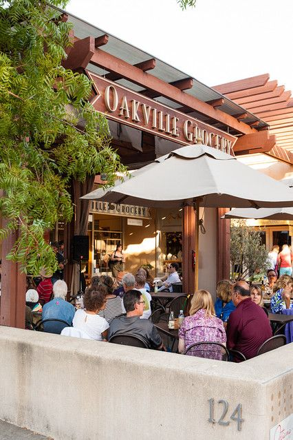 Oakville Grocery in Healdsburg, Sonoma Valley, California - their original shop and market is in Napa Valley
