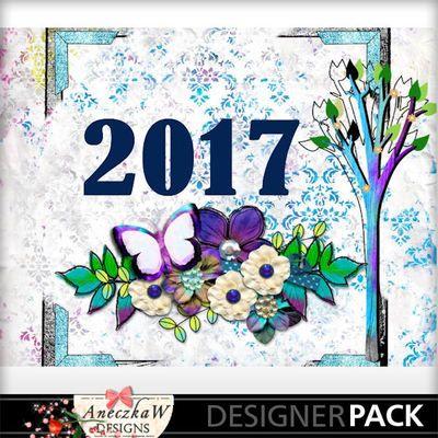 Calendar 3-  2017