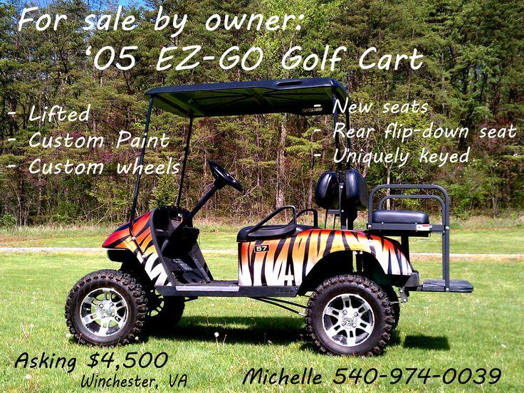 m u00e1s de 25 ideas incre u00edbles sobre carrito de golf ez go en