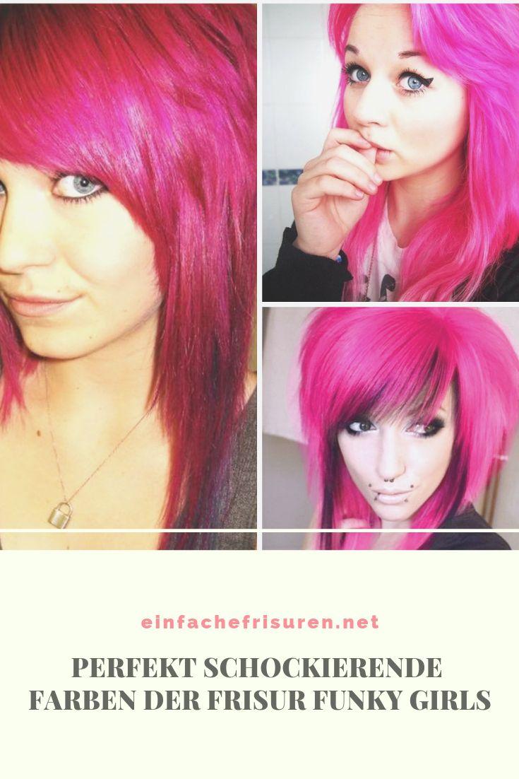 Pink für Emo-Frisur: 1 rosa Farbe Emo Frisuren Für Emo-Mode-Anhänger ist Rosa eine der am besten geeigneten Haarfarbe. Pink hat einen erstaunlichen Ausdruck von Niedlichkeit, die der Grund für junge Emo-Fashion-Liebhaber ist; Diese Haarfarbe hat eine große Bedeutung. Rosa schattierte Haare im Emo-Haarschnitt erzeugen einen schockierenden Ausdruck, der selbst in der großen Krone der Öffentlichkeit bemerkenswert ist.