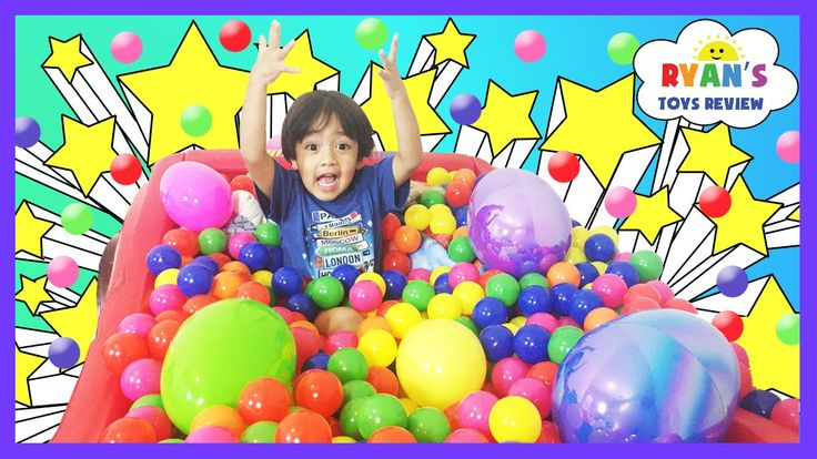 awesome HUGE EGGS SURPRISE TOYS Challenge Easter Eggs Hunt in Giant Ball Pit Disney Cars Toys Spiderman