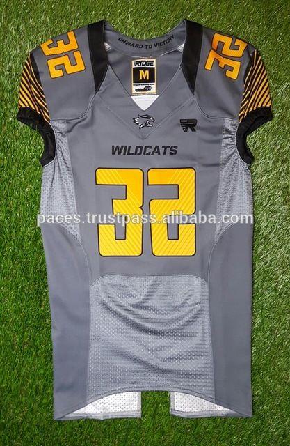 d3692f13a06 Source Custom American Football Uniforms Customized American Football  Uniforms in Youth   Adult Sizes on m