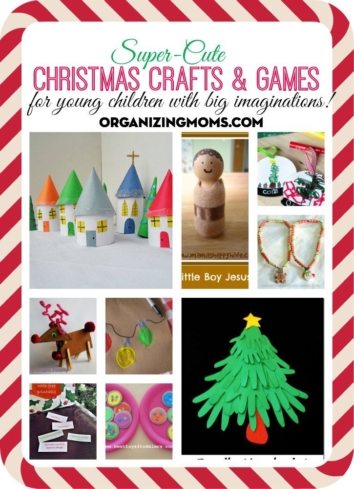 Second Grade Christmas Party Ideas Part - 17: Christmas Craft And Party Ideas For Preschoolers
