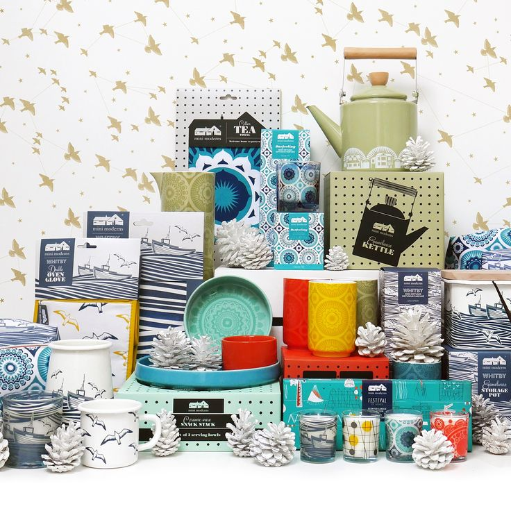 Mini Moderns gift collection selected for John Lewis retail - so exciting to see it in selected John Lewis stores and online at johnlewis.com now!