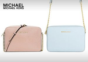 Σοφιστικέ άνοιξη με τις νέες crossbody τσάντες Michael Kors!