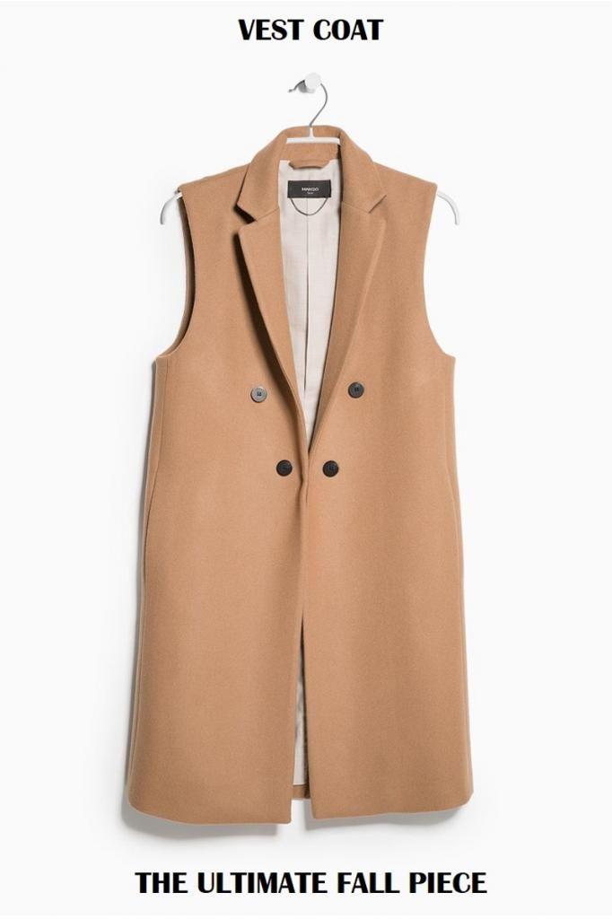 abrigo sin mangas - Buscar con Google