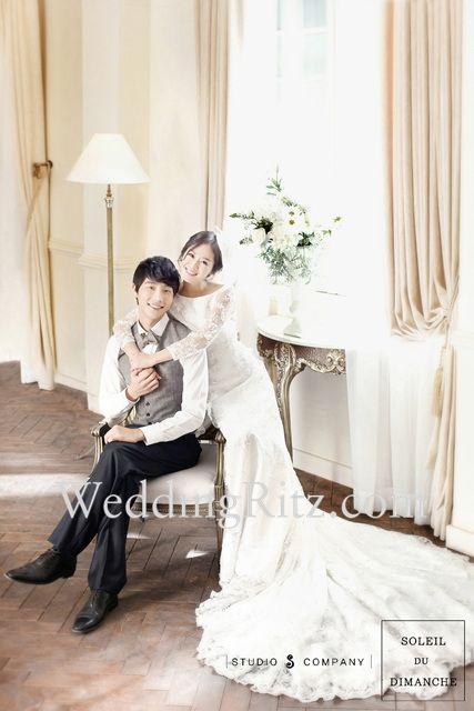 Korea Pre-Wedding Photoshoots by WeddingRitz.com » Korea wedding photographer - S studio