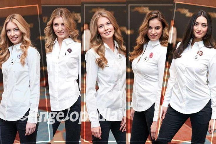 Top 5 Favourites Miss Slovakia 2017