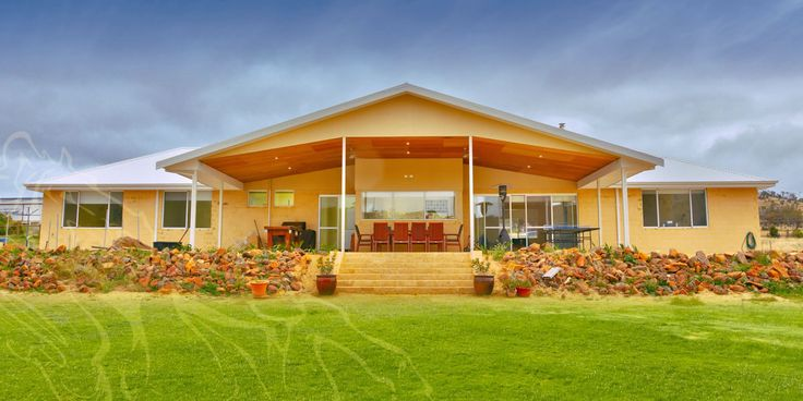 Let Stallion Homes show you how affordable building your custom designed home in the country can be!