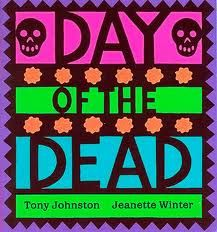 Day of the Dead books for children (Día de los Muertos). ** great cultural finds for Spanish classes with kids.