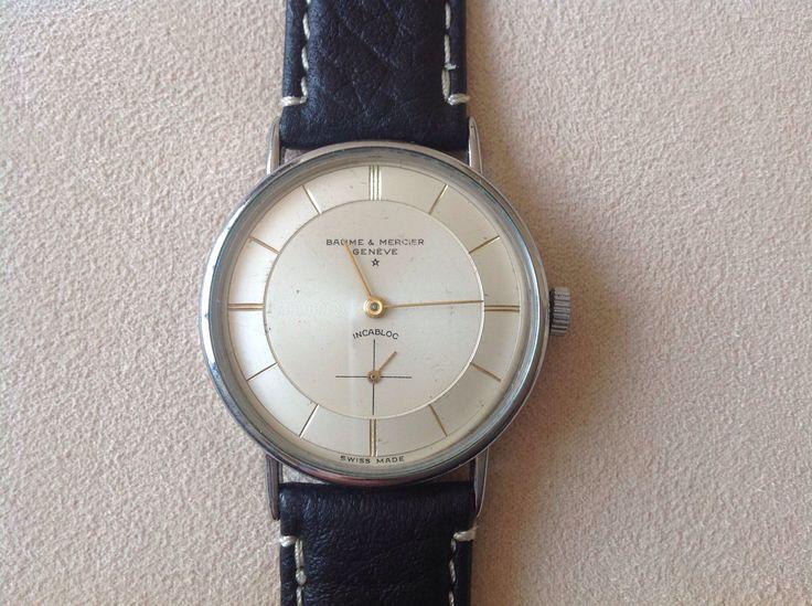 Baume & Mercier Hand Winding Watch
