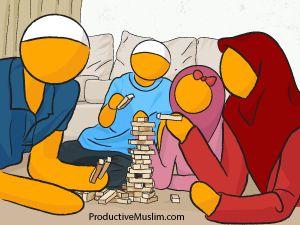 Raising Productive and Confident Muslim Kids (Part 1) - Productive Muslim