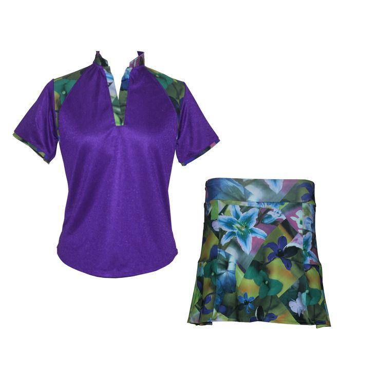 (http://www.ladygolfwear.com.au/womens-golf-outfit-shirt-coordinating-skort-in-watercolour-print-purple/)