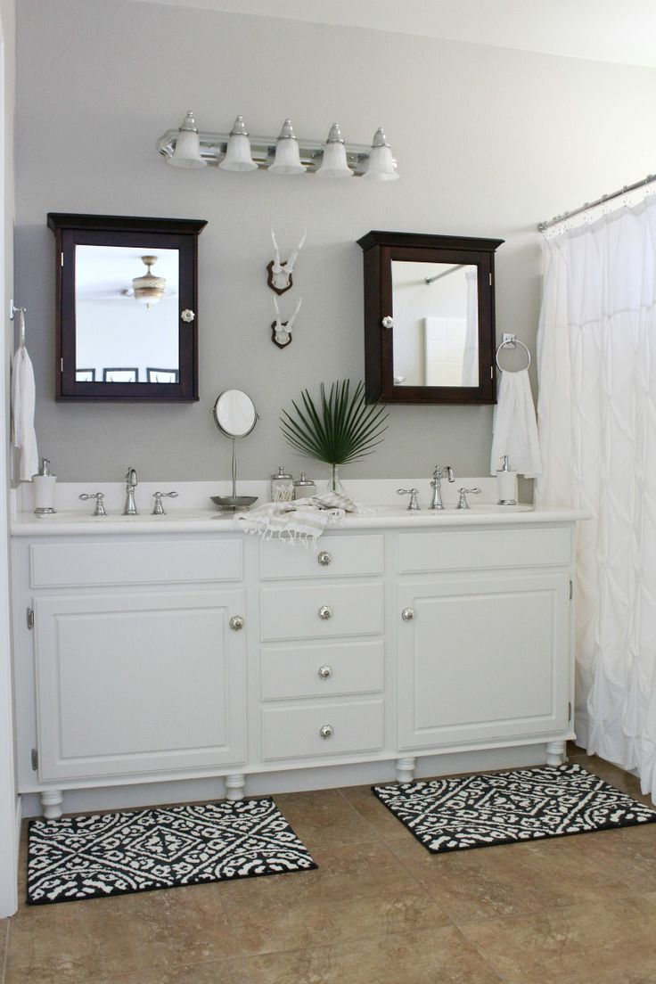 Builderu0027s Grade Bathroom Makeover On A Budget. BadezimmerBad UmbauBadezimmer  EitelkeitenBadezimmer IdeenBauernhaus ...