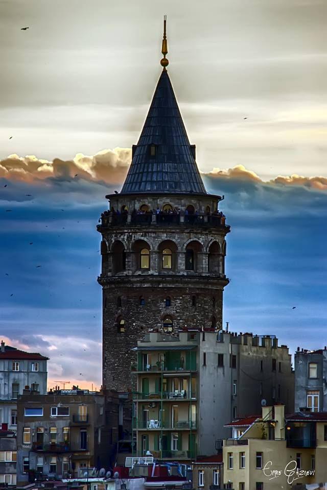 İstanbul  By Emre Gaznevi