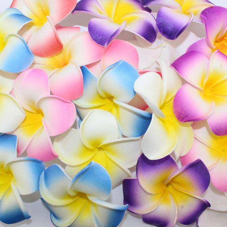 Pas cher 20 pcs/lote 4 cm tête PE Plumeria fleur de frangipanier fleur barrette nuptiale / naturel chapeaux accessoires, Acheter  Fleurs décoratives et couronnes de qualité directement des fournisseurs de Chine:              Paquet  20 pcs Plumeria Fleur                      Taille de la tête  4 cm/1.57 polegada