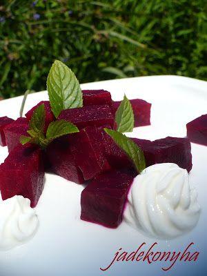 Jade konyhája: Céklasaláta