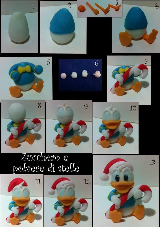 Christmass Donald Duck