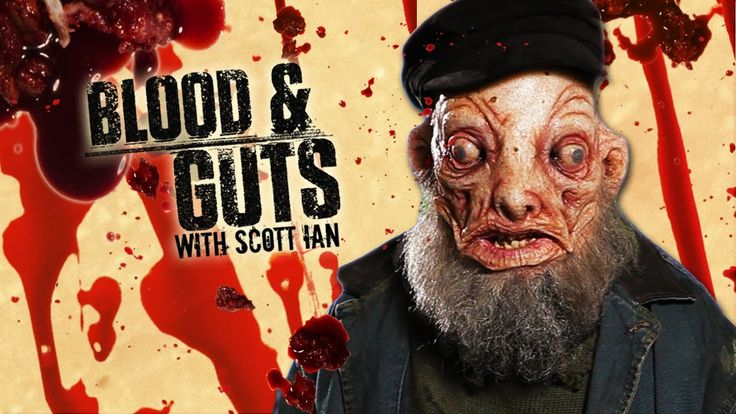 H.P. LOVECRAFT Fishman with Joel Harlow: Blood and Guts with Scott Ian
