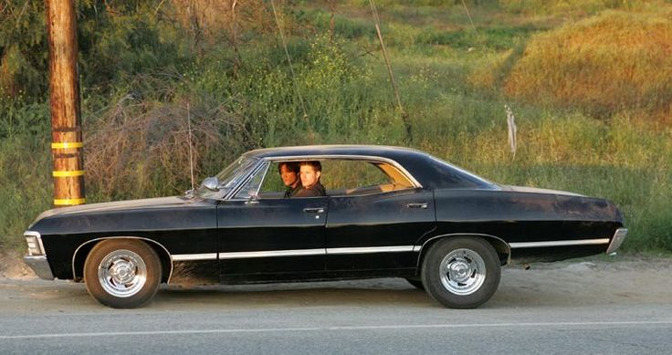 Supernatural 1967 Chevy Impala