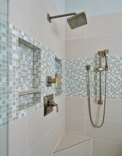 17 best ideas about Shower Tile Designs on PinterestBathroom