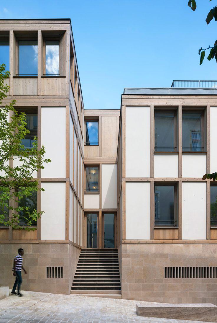 CLÉMENT VERGÉLY ARCHITECTES Hôtel de Région