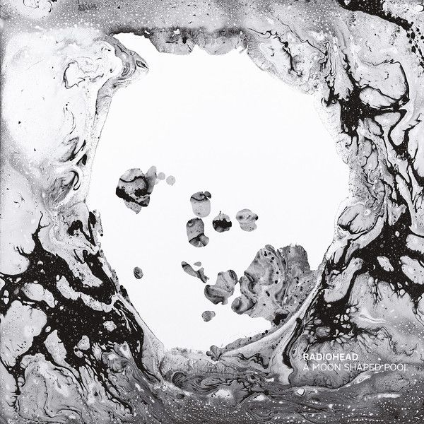 Radiohead - A Moon Shaped Pool / 2016