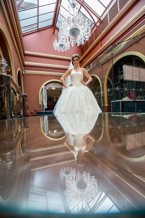 The Tea Room QVB Wedding Venue