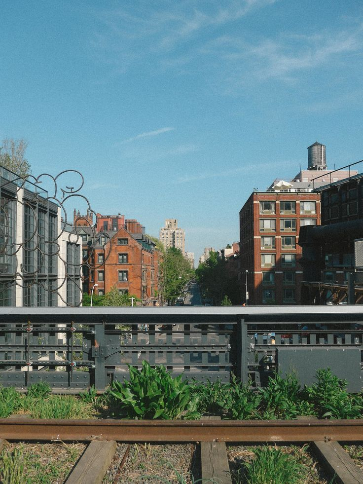 View from the High Line | TRAVELOGUE.no