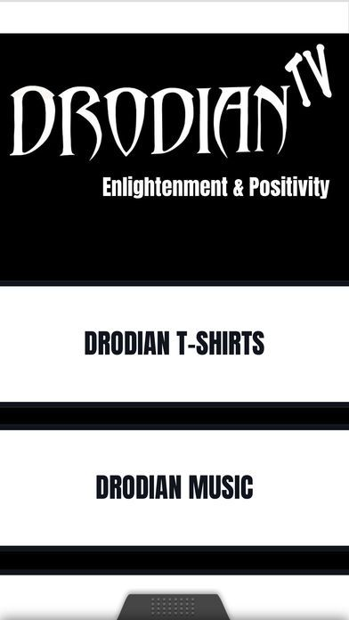 "Here is where you can find anything and everything Drodian related. Treat your ears with exclusive Drodian content that can only be found here. Enjoy hours of Drodian Music, Drodian Visual Entertainment, purchase Drodian Clothing, or own a ""one and only"" exclusive signature style beats composed by a Drodian Producer of your choice.  Drodian support and store is available 24/7 without any interruptions."