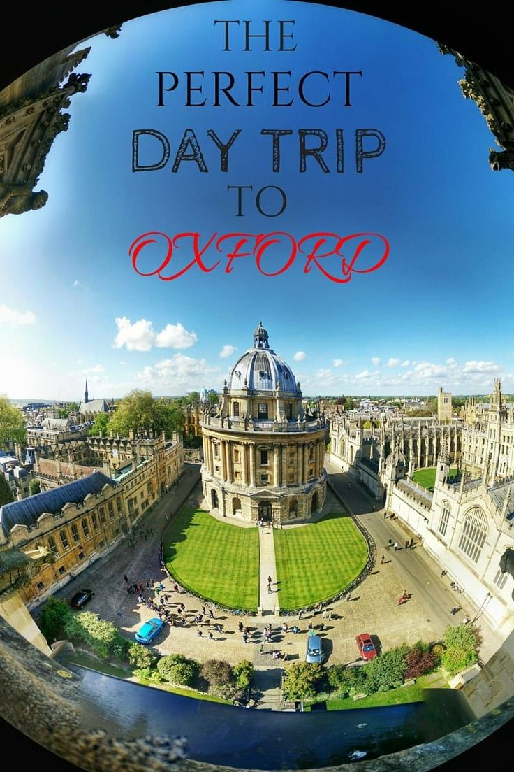 Ideas for spending a day in Oxford, either as part of a day trip from London, or a longer journey in the UK. Includes tips on sight-seeing, getting here and away, and where to stay.