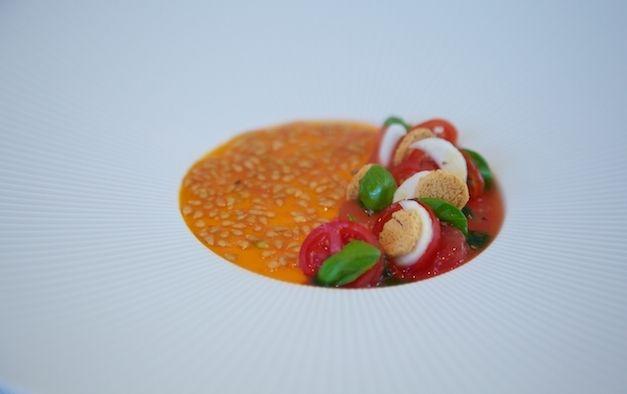 Hotel de Ville: Classical, product-focused cuisine of the highest order.