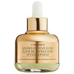 Golden Krocus Ageless Saffron Elixir Serum - KORRES | Sephora