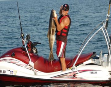 10 best images about jet ski fishing on pinterest cars for Best jet ski for fishing